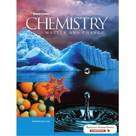 NEW Glencoe Chemistry 3-Disc Matter and Change Audio Textbook