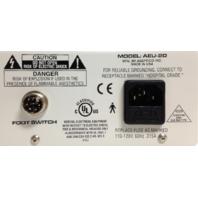 Dentsply Tulsa AEU-20 Dental Endo Control Console & Motor Aseptico M8 HANDPIECE