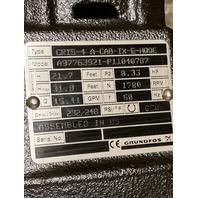 NEW Grundfos Pump CRI5-4