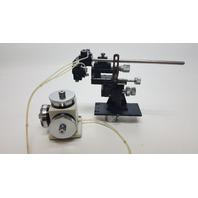 Narishige MM0-203 Hydraulic Micromanipulator w/ West Germany XYZ Mount