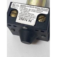 MICROLITE MLR-020 RELAY LIGHTING CONTROL ETC.