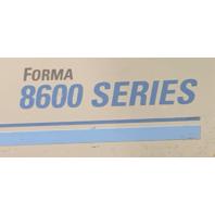 Forma Scientific 8621 -86 Labratory Freezer 30 Day Warranty