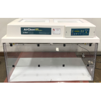 AirClean 600 PCR Workstation Fume Hood UVTect AC648LFUVC