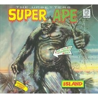 NEW The Upsetters Super Ape Limited Edition Numbered CD 2113 of 2500