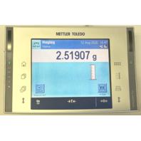 Mettler Toledo Analytical Scale X205TDR XP205DR XP205 Laboratory Balance