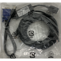 NEW Dell System Interface Pod OUF366 Server KVM Cable 520-294-504