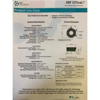 NEW City Technology CiTiceL 3SF SO2 Sulfer Dioxide Gas sensor  SEALED