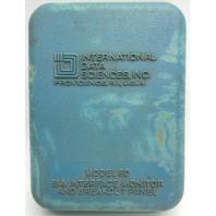 International Data Sciences Model 60 Break Out Box EIA Interface Monitor DB25M/F