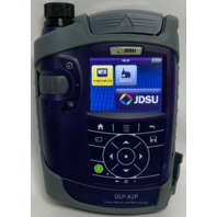 JDSU / VIAVI OLP-82P Power meter and Fiber Optic Microscope 22062984