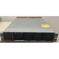 HP ProLiant DL380p Gen8 2x2.5GHz E5-2670v2 20 Core 25 Bay 32gb Ram