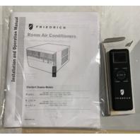 NEW Friedrich Air Conditioner SS12N30 Kuhl Series 11.5k BTU WiFi Ready
