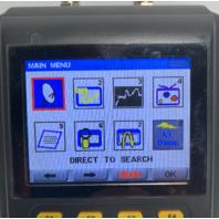 Trilithic XFTP Sat Scan Satellite Meter 950-2150mhz
