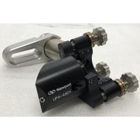 Newport Ultima U100-A Optical Kinematic Mount UPA-45D1 Mirror Holder 45°