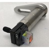Newport P100-P Miniature Kimematic  Optics Optical Cube Beam Splitter