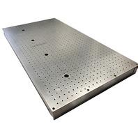 "TMC 78-33883-01 Optical Breadboard 42"" x 23"" x 2 1/2 "" w/ 4 Laser Ports"