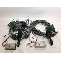"""ICYT Laser Shutter Driver NM Laser LST50B6-18""""  Newport DS40 Sensor Camera Wires"""