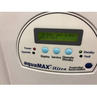 aquaMAX- Ultra Laboratory Water Purification Cleaning System Labwater