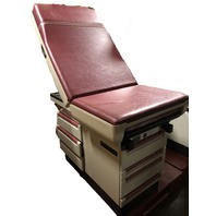 Ritter Midmark 404 Medical Patient  Exam Table w/ Stirrups 404-007