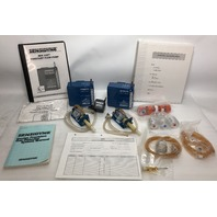 Sensidyne BDX 530 Constant Flow Pump & BDX 99R Air Sampling Respirable Dust