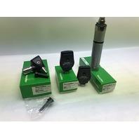 Welch Allyn 7100-A w battery, 11710 Ophthalmoscope, 25020 Otoscope PLUS BONUS