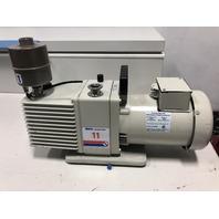Welch Direc Torr 8925 Vacuum Pump Direct Drive Rotary Vane Powers On