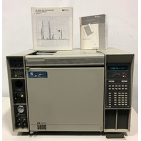 HP 5890A Gas Chromatograph  Reference Manuals 18597-60255 / 60515