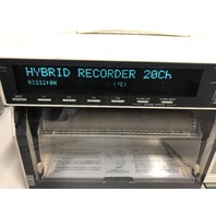 Omega Hybrid 20Ch Data Logger Chart Recorder RD3752-RS232 w/ Omega Memory Card