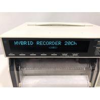 Omega Hybrid 20Ch Data Logger Chart Recorder RD3752