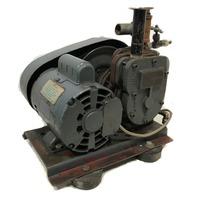 Leeson #100115-00 A4C17DB1A 1/4hp motor  Kinney KC-2 High Vacuum Pump