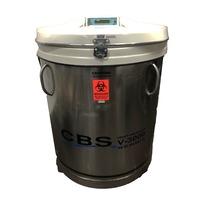 CBS V-3000A Isothermal Liquid Nitrogen Dry Storage Freezer Cryo Cryogenic
