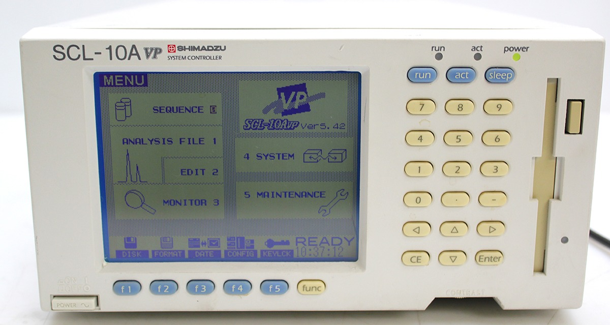 Shimadzu SCL-10A VP HPLC system Controller