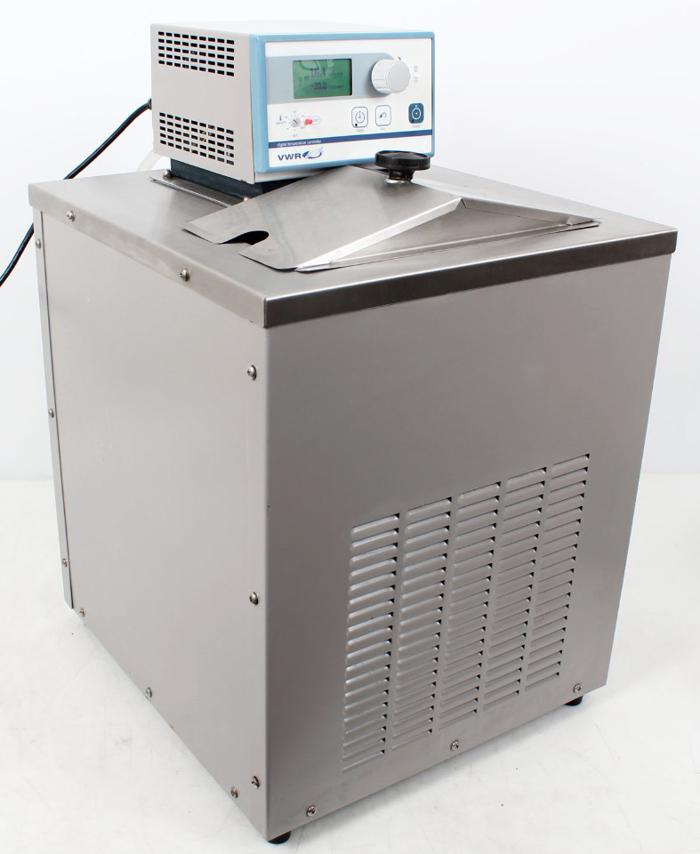 VWR Polyscience 1196D Chiller/Heating Circulating 13L Water Bath, Tested -35°C ST0036180