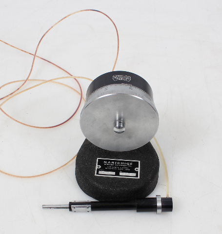 Narishige MO-10 One-Axis Oil Hydraulic Micromanipulator