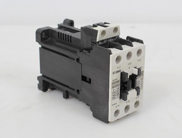 Fuji Electric IEC Contactor SC-E04G-24VDC SCE04G24VDC