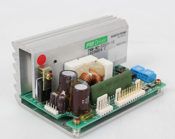 Sanyo Denki PMM-MD-53031-10 Micro-step 5-Phase Stepping Driver DC 24V/36V