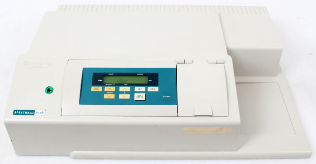 Molecular Devices Control Panel/Cover for SpectraMAX Plus 384 Microplate Reader