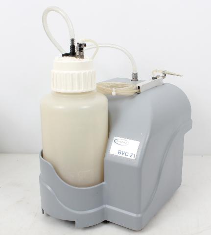 Vacuubrand Aspirating Vacuum Pump Unit BVC21NT