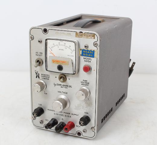 Power Designs 5015A DC Power Supply 50VDC 1.5A 75W