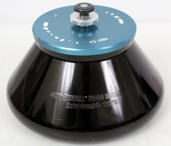 Sorvall SS-34 Centrifuge Centrifuge Rotor For RC-6 Plus Superspeed - 8 x 50mL