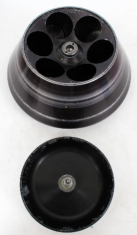 DuPont Sorvall GSA Rotor w/ Lid for RC & SS Series Centrifuge, 13K RPM 6x250ml