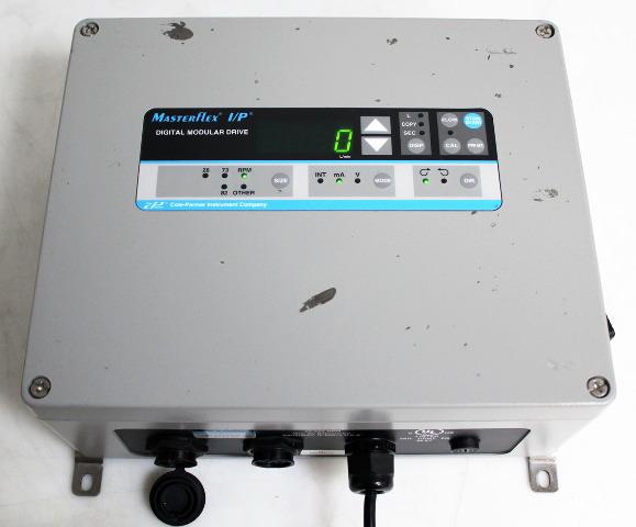 Cole Parmer Masterflex I/P Variable Speed 20-650 RPM Digital Modular Drive