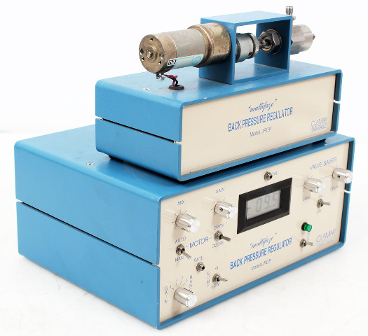Clamar Multifaze Digital Laboratory Back Pressure Regulator URDP