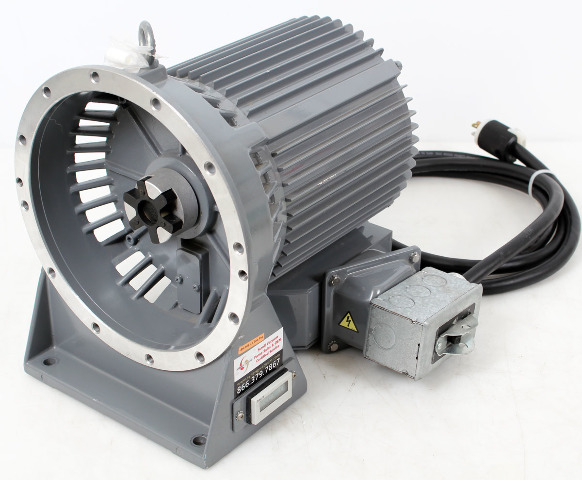 Nidec Motor for ANEST IWATA ISP-250/500/1000 Dry Scroll Vacuum Modules -Clean-