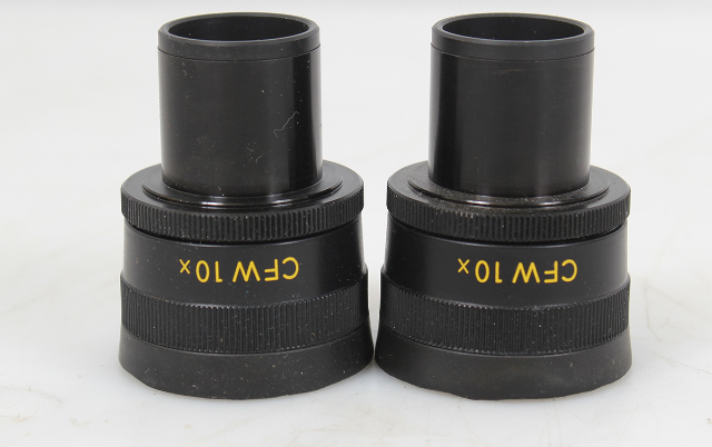 Pair of Nikon CFW 10x Ocular Eyepiece