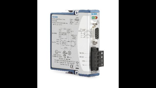 National Instruments NI-9505 cRIO Servo Motor Drive + Encoder Module -New in Box