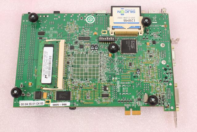 Xilinx ML505 Virtex-5 FPGA Dev Kit XC5VLX50T-1FFG1136 PCIe