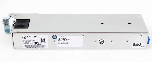 Tectrol QLogic 9XXX-PS-A1 Power Supply for 9000 Series Server, TCP1U-350-12-1420