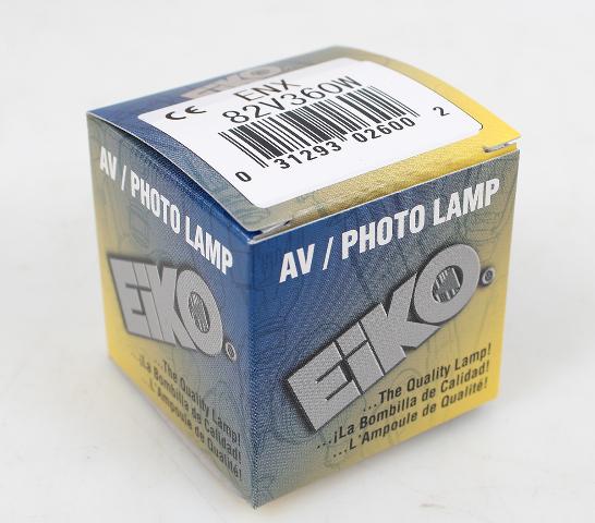 Eiko ENX 86V 360W MR16 Halogen Reflector AV/ Photo Lamp