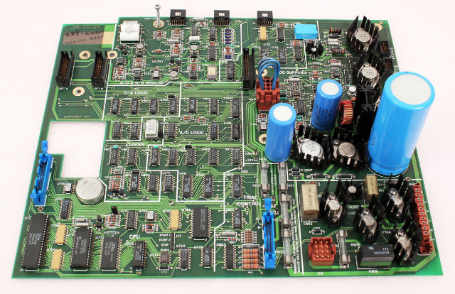 HP 05890-60010 Mainboard/Motherboard for 5890 GC Gas Chromatograph -Tested-