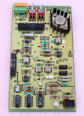 HP 19232-60010 TCD Detector Control Board for 5890 GC Gas Chromatograph -Tested-